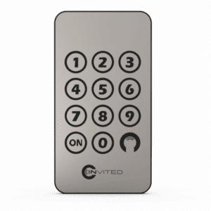 invited smartlock, pincode, slimme deurslot