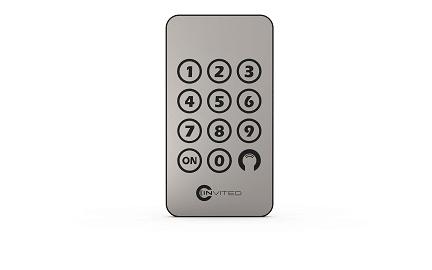 Pincode, invited smartlock, slim deurslot, deurslot domotica, afstandbediening voordeur