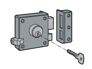 slimme deursloten