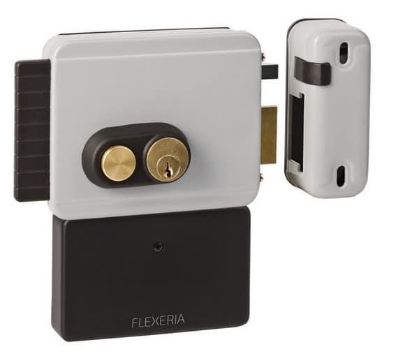 flexeria oplegslot, smartlock, slimme deurslot
