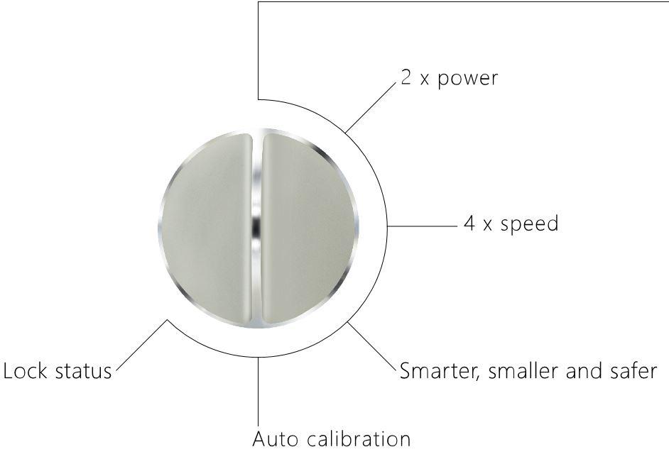 danalock v3, slim deurslot, elektronisch slot, voordeur openen op afstand