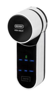 Nemef ENTR, Slimme deurslot, smartlock, slim slot