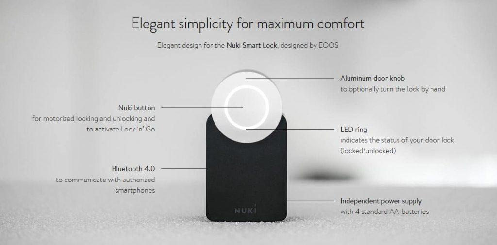 nuki, elektrisch slot, nuki smartlock tips, slim deurslot, nuki slot