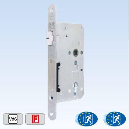 GU din slot, smartlock, slim deur slot, elektrisch slot