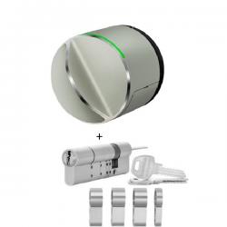 Danalock V3 met verstelbare cilinder, Danalock V3, slim deurslot