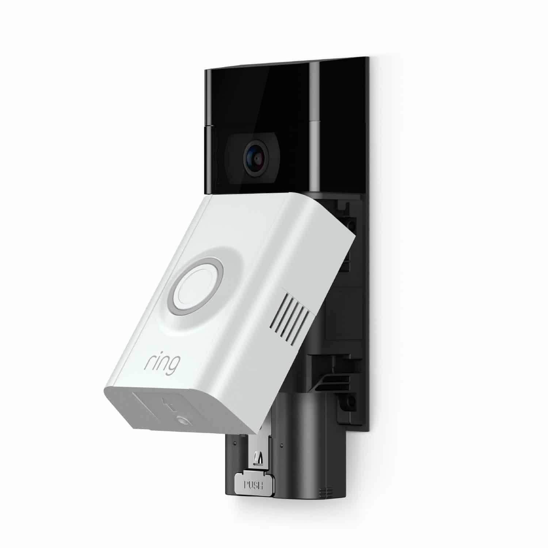 ring video deurbel, video deurbel, slimme deurbel, wifi deurbel