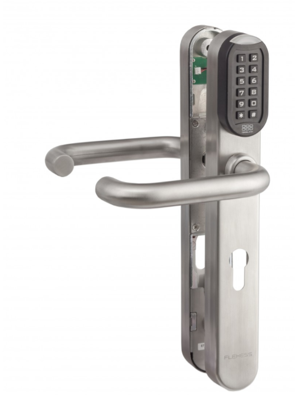 Flexess aero, rFid slot, pincode