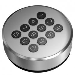 Danapad, pincode voor Danalock V3, smartlock , pincode tableau