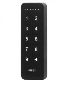 Nuki pincode, Nuki slim deurslot