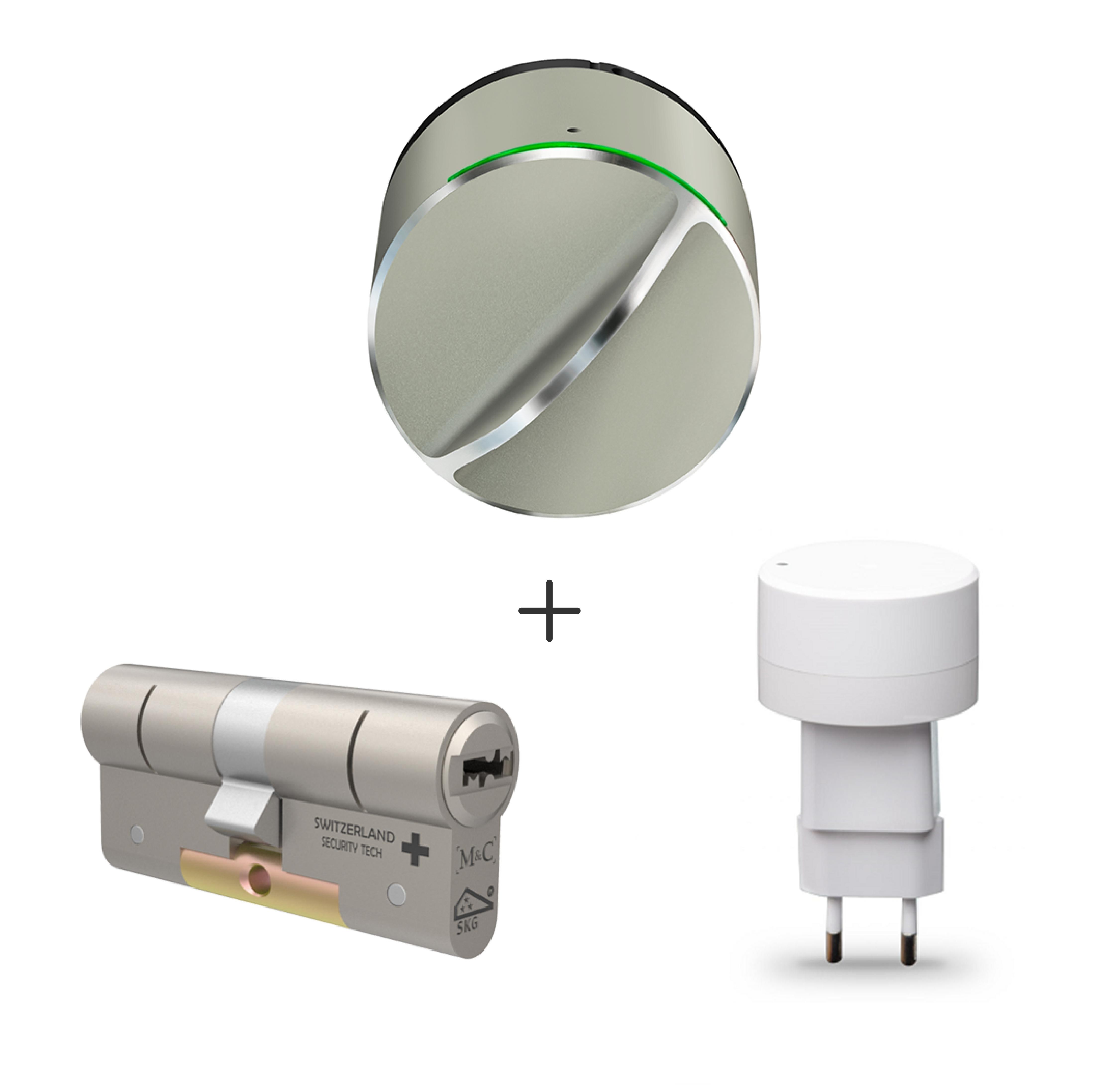 Danalock V3, slim deurslot, smart lock, toegang op afstand