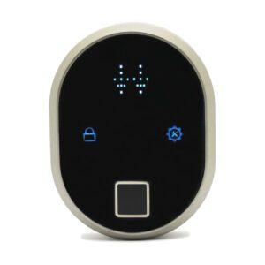 Desi Utopic R, slim deurslot, elektronisch slot, vingerafdruk