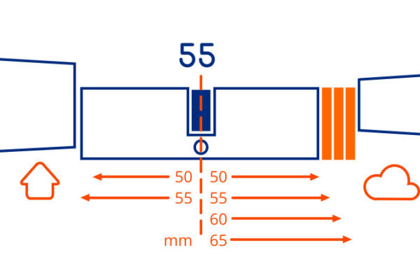 BOLD Cylinder - Length Model 55